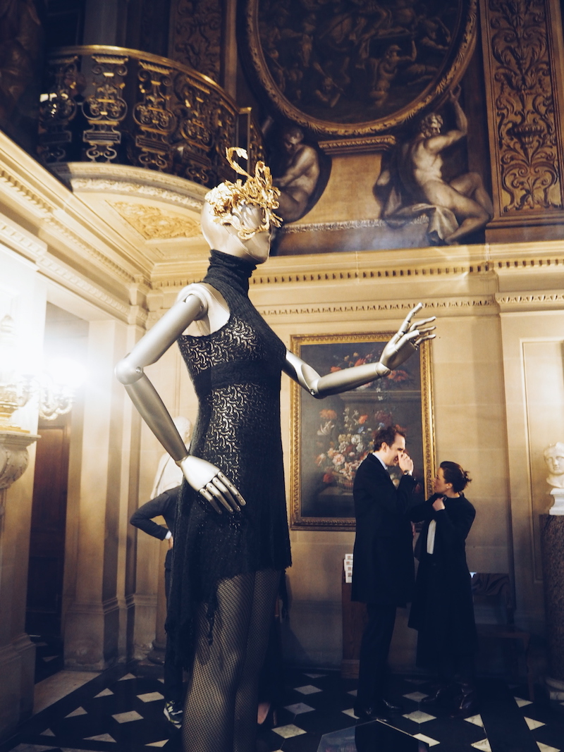 Alexander McQueen Dress 1993 Chatsworth House House Style