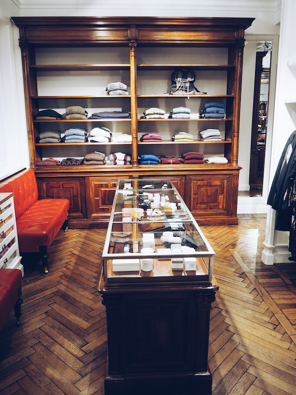 Antwerp Shopping Guide Dries van Noten flagship store