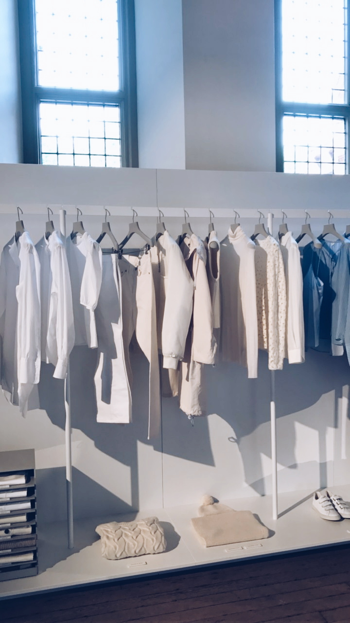 Arket new fashion and lifestyle store opening Regent Street in September 2017