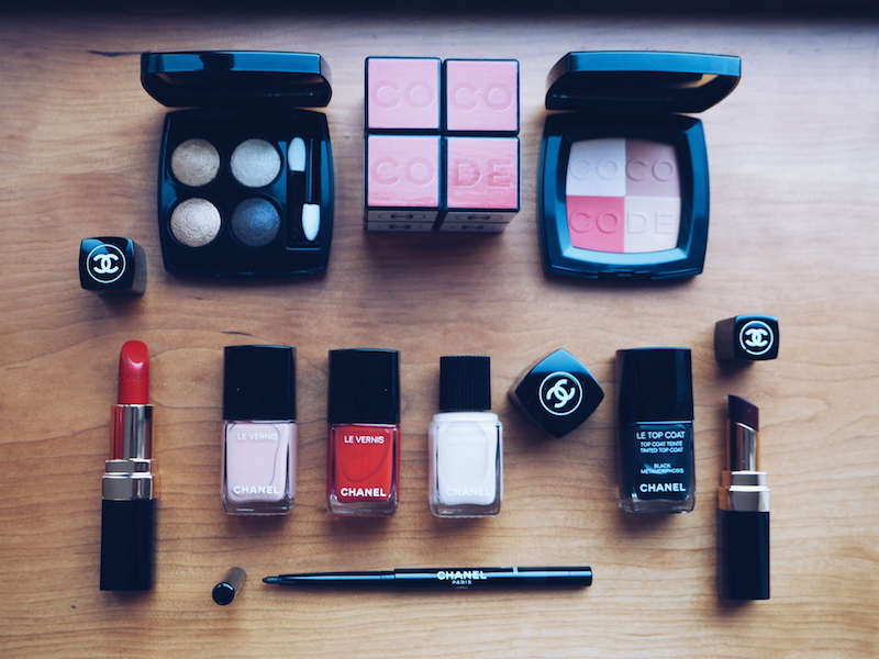 Chanel Coco Codes makeup collection SS17