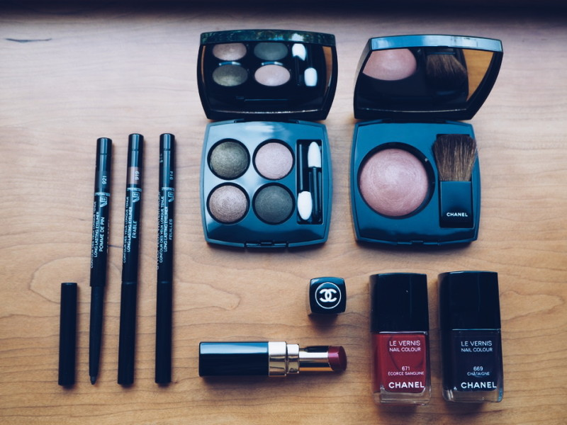 1 Chanel autumn 15 makeup collection