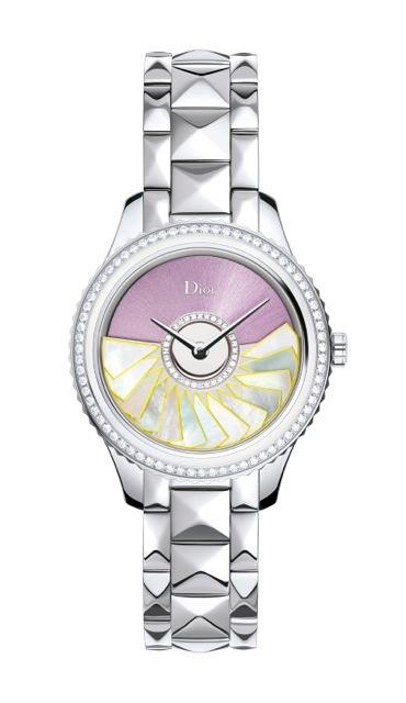 1 DIOR-VIII-GRAND-BAL-PLISSE-SOLEIL-STEEL-Mother-of-pearl-ANDDIAMONDS-36MM-STEEL-BRACELET