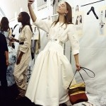 At Dior couture, the millennium starts now