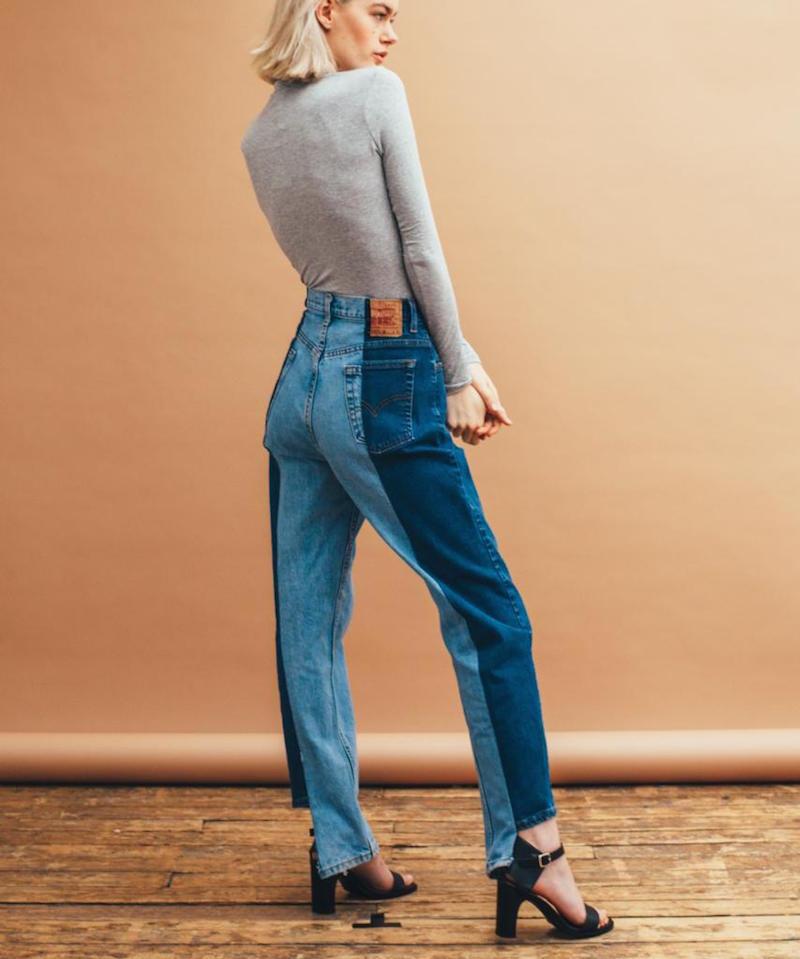 ELV Denim blue jeans