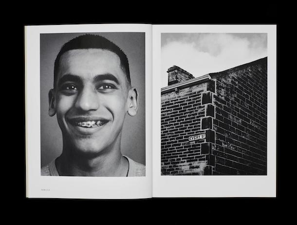Every Street Nik Hartley portrait project