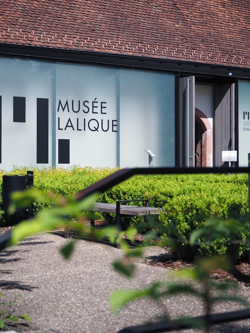 Lalique Museum designed by Jean-Michel Wilmotte