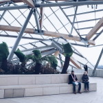 Art and architecture at the Fondation Louis Vuitton