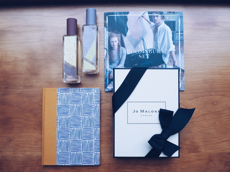 Jo Malone Bloomsbury Set limited edition Spring 2017