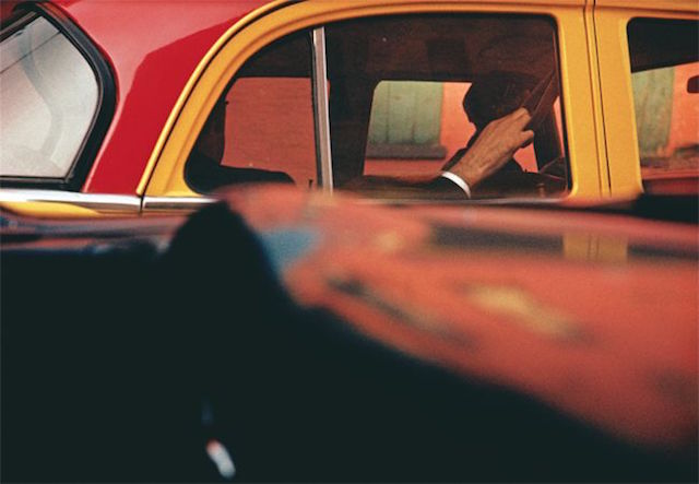 Saul Leiter photography