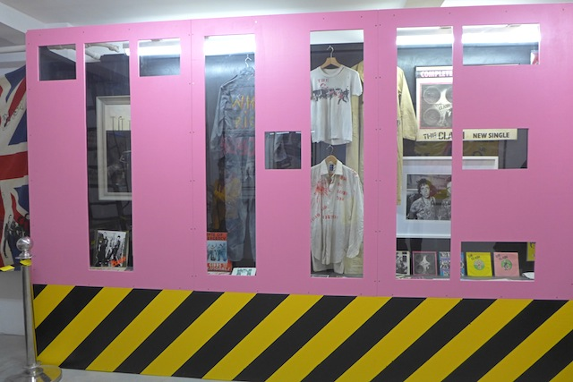 1 The Clash Pop-Up