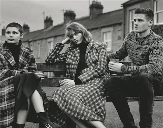 Fran Summers UK Vogue Alasdair McLellan