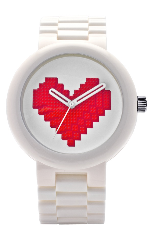 10 Lego-watch-white-heart