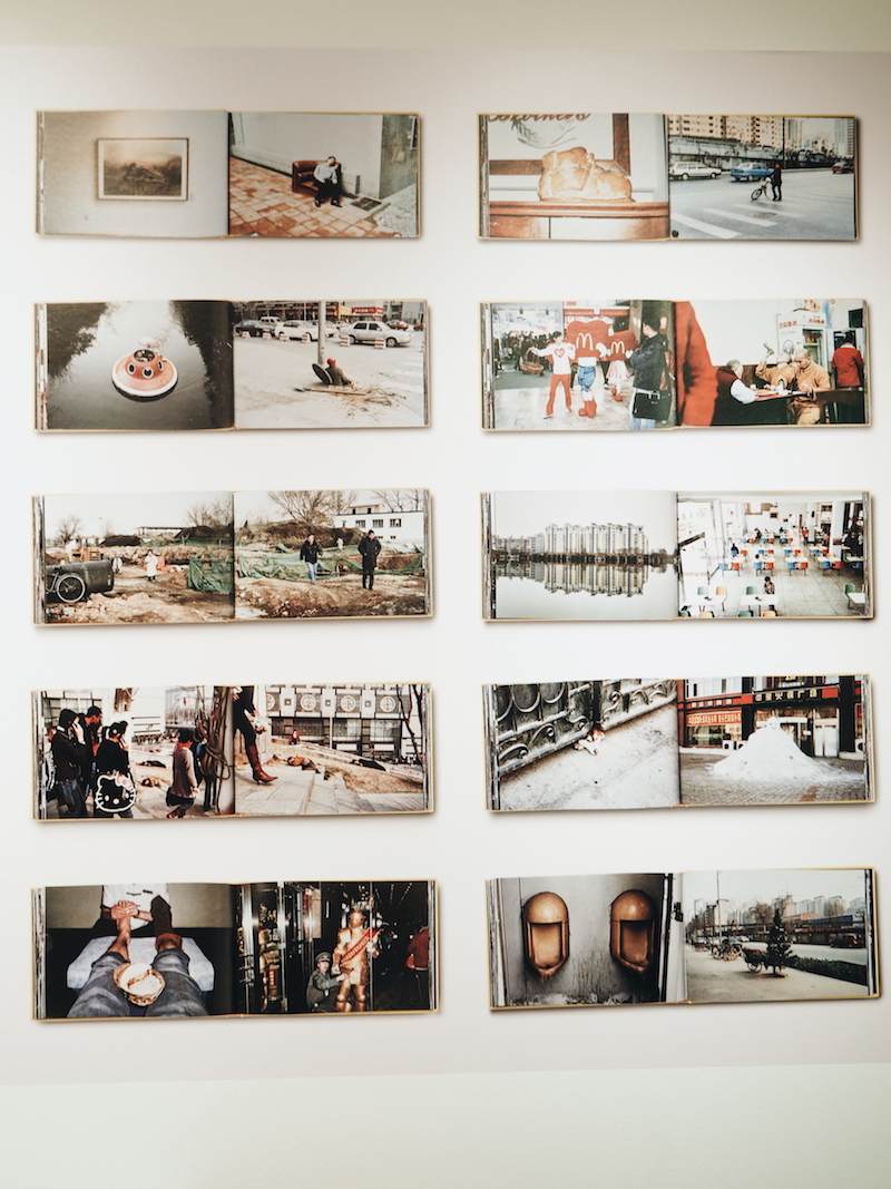 The Chinese Photo book exhibition at The Photographers' Gallery, London