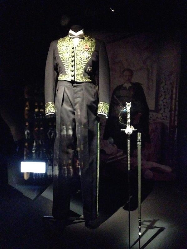 11 Jean-Cocteau-cartier-sword-Dries-Van-Noten-Inspirations-exhibition-Disneyrollergirl