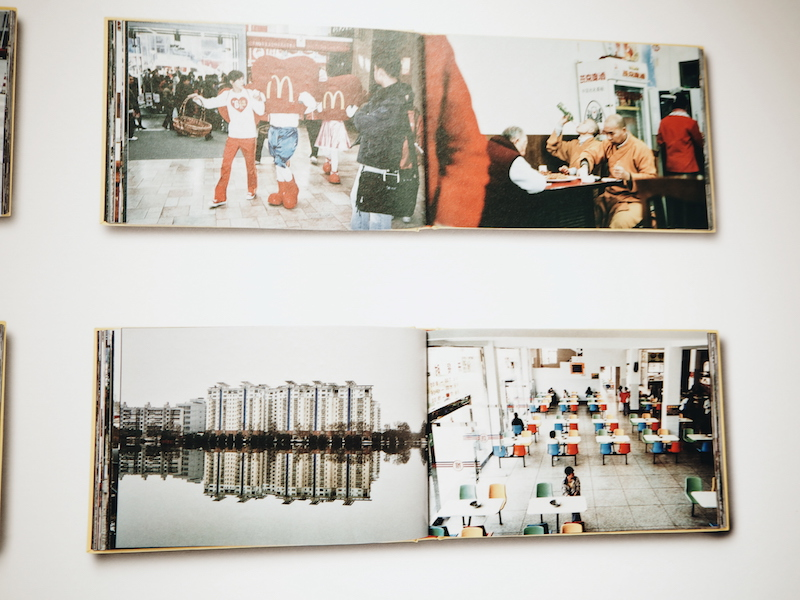 The Chinese Photobook exhibition at The Photographers' Gallery, London.