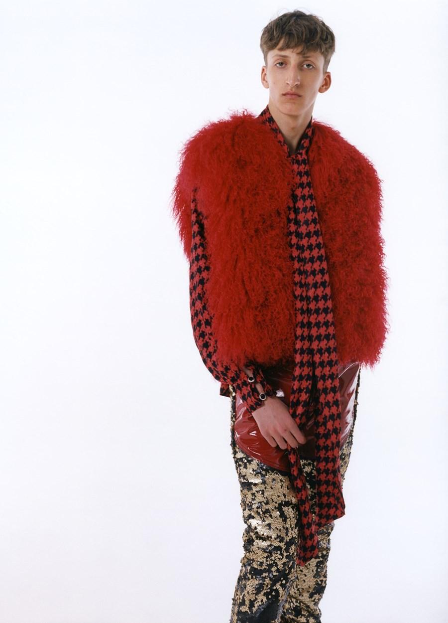 Louis Trainor-Selwyn menswear at gfw