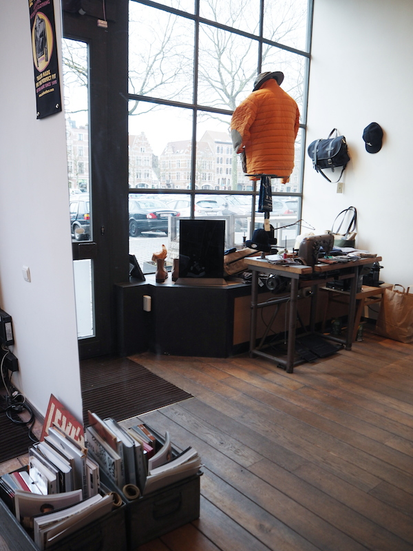 Antwerp Shopping Guide Fernweh clothing store