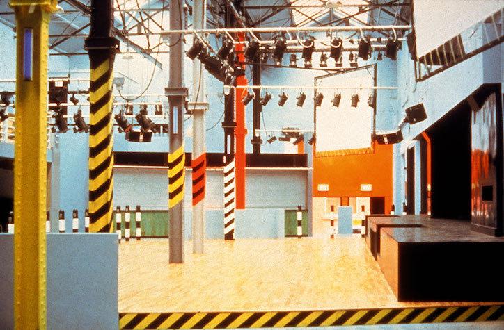 12 Ben Kelly- Interior view of Hacienda, Manchester