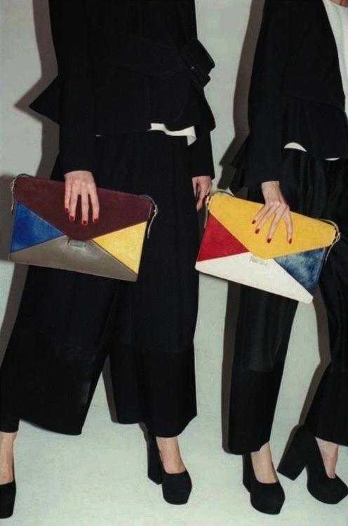12 Celine-primary-colour-block-clutch
