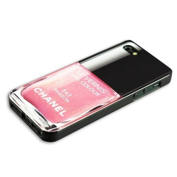 12-Chanel-phone-case-pink