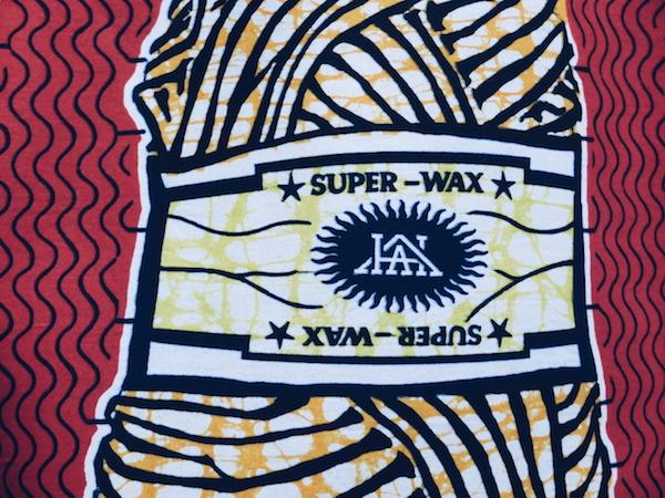 Atelier Vlisco SS15 womenswear RTW collection