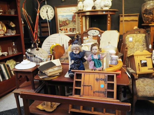TANTE BROCANTE vintage in Antwerp