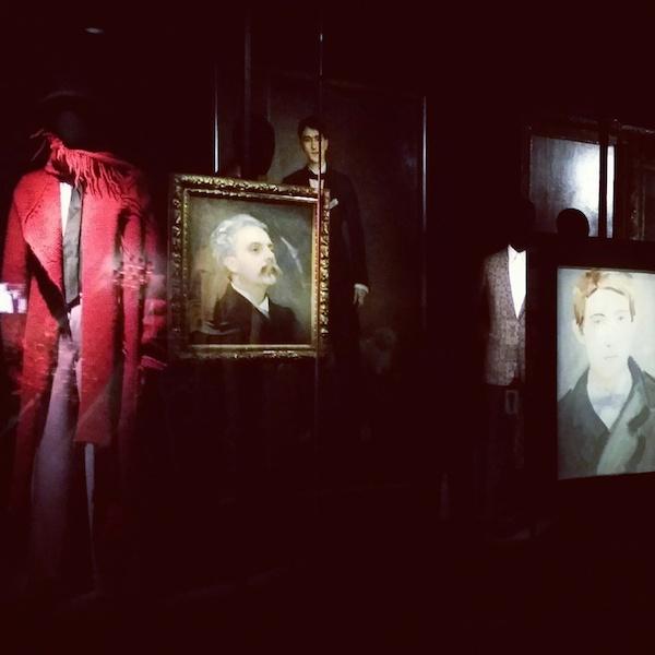 14 Silver-Bosie-Elizabeth-peyton-from-Dries-Van-Noten-Inspirations-exhibition-disneyrollergirl