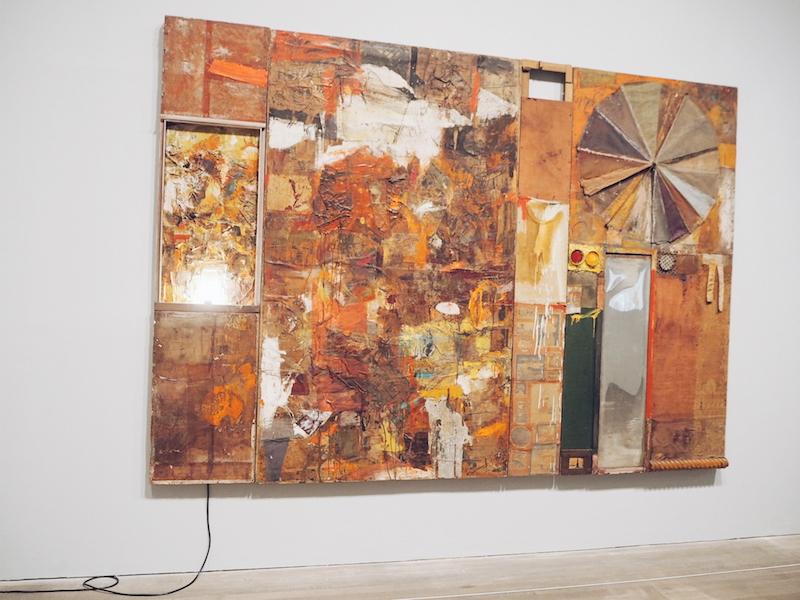 Robert Rauschenberg Charlene 1954 Tate Modern