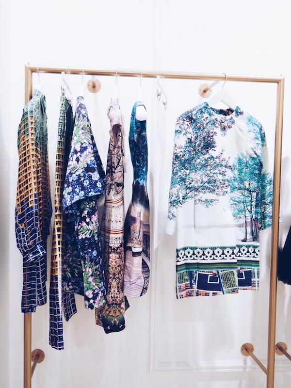 Bicester village British Designers Collective 2015 Mary Katrantzou