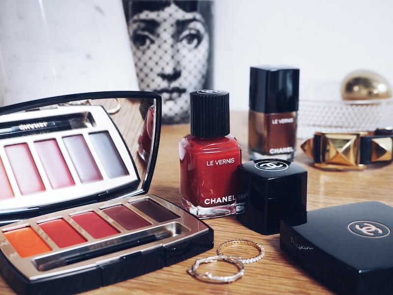 Chanel Creation La Palette Caractere lip palette