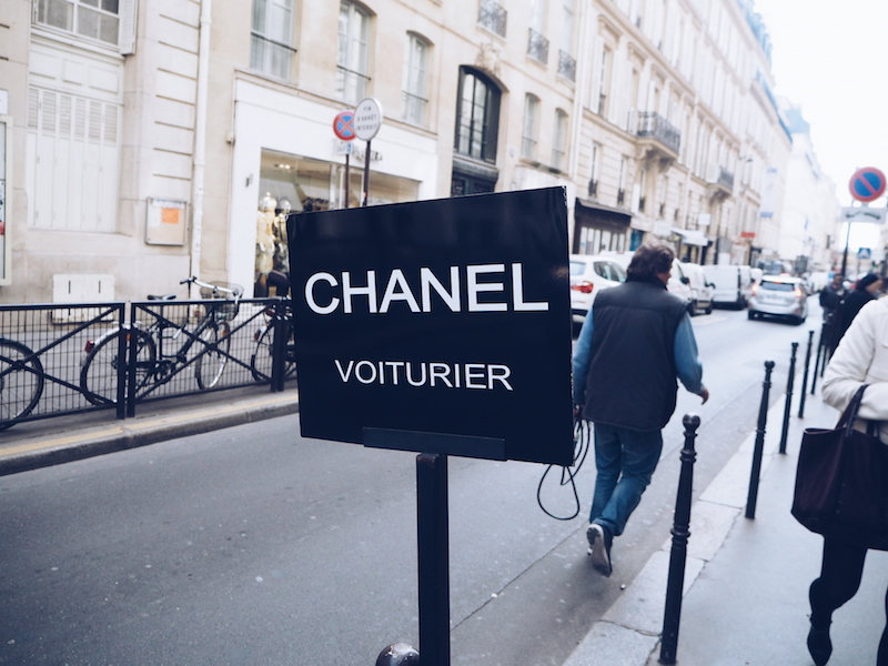a visit to mademoiselle Chanel private apartment