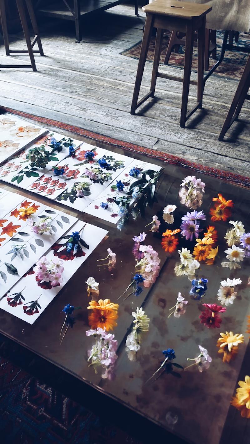 3INA make-up creative workshop