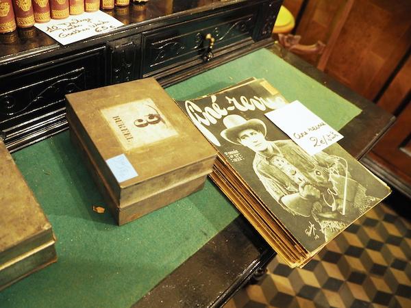 Antwerp vintage store T Koetshuish