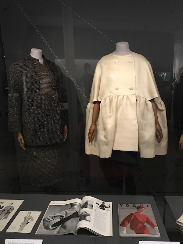 Balenciaga Shaping Fashion exhibition V&A