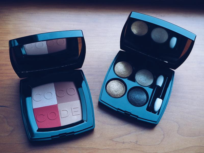 Chanel coco Codes Blush Harmony blusher