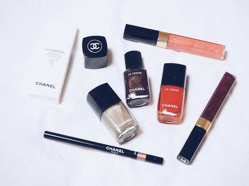 Chanel UV Essentiel sun protection