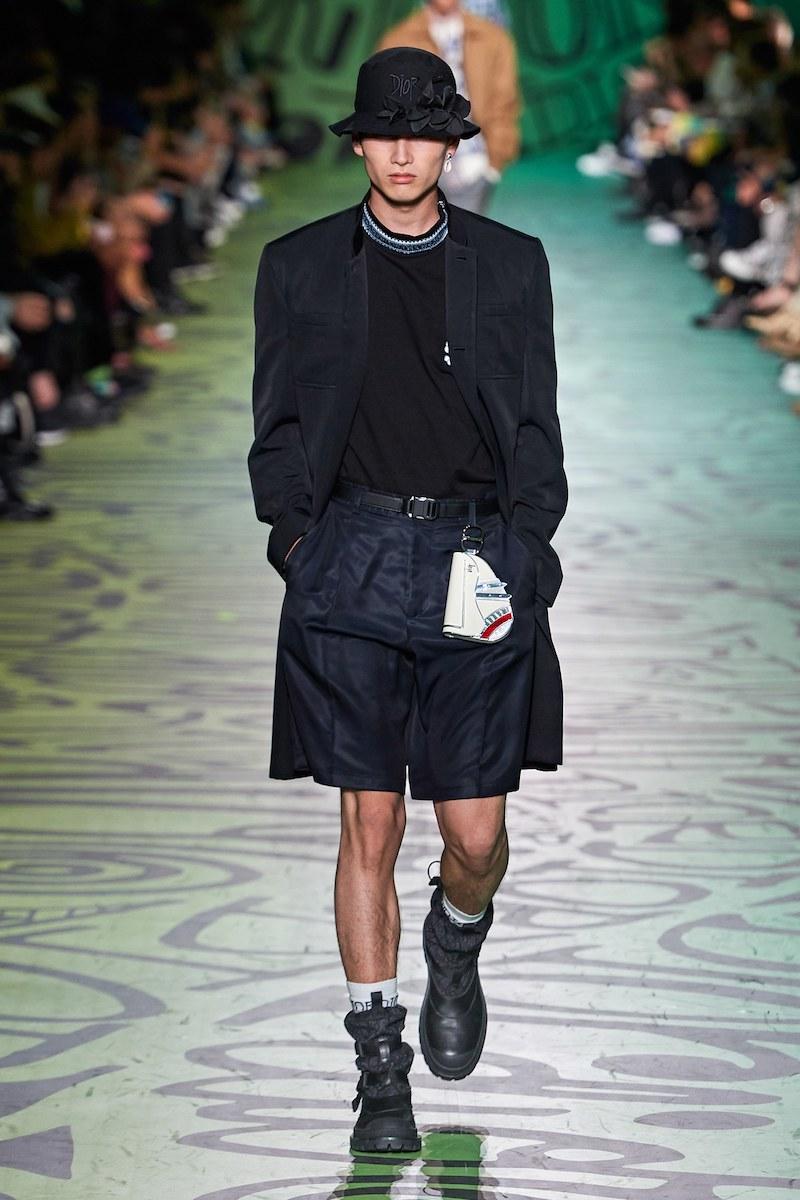 Dior Shawn Stussy fall 2020 Vogue Runway