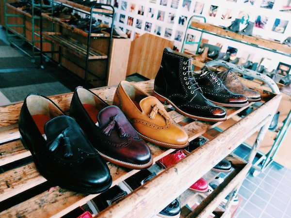 Aw14 shoes from Grenson for men and women