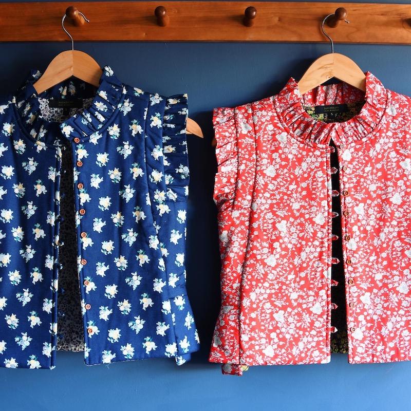 Homebrunn waistcoat