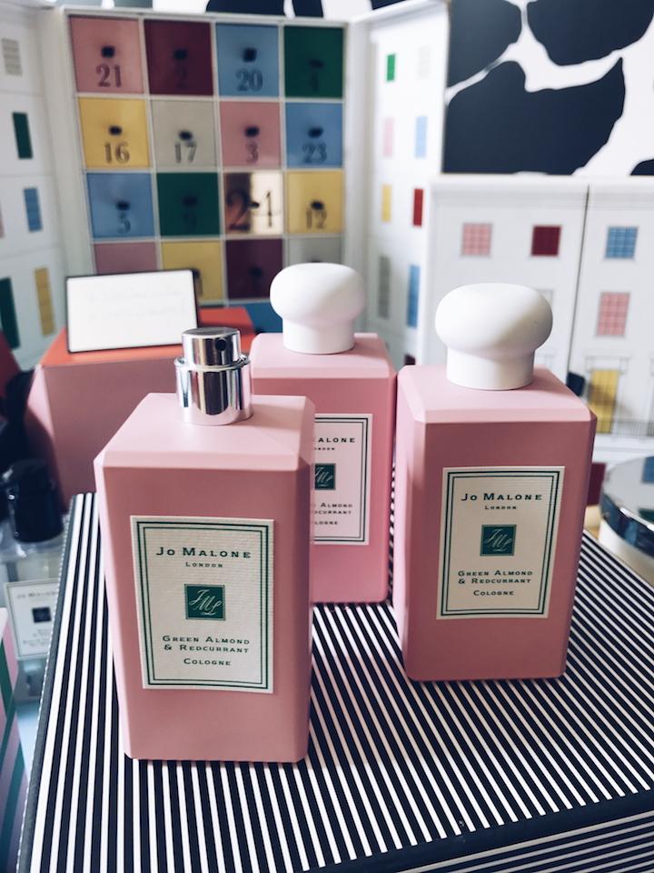 Jo Malone Christmas 2017 Green Almond & Redcurrant cologne