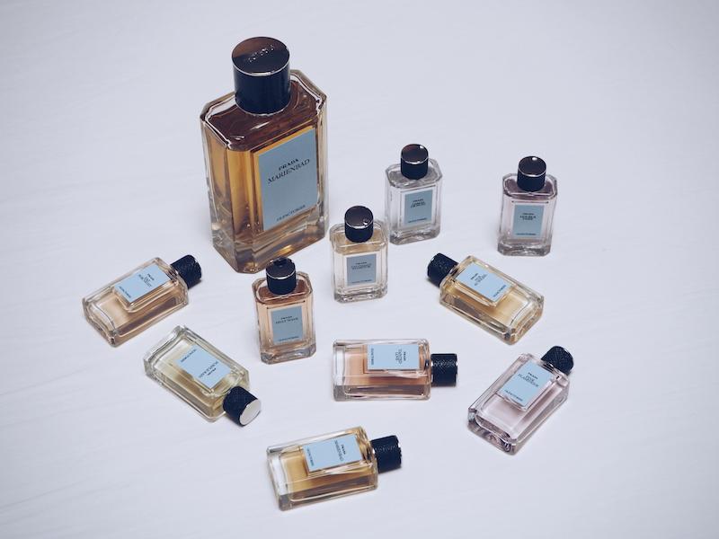 Prada Olfactories fragrances