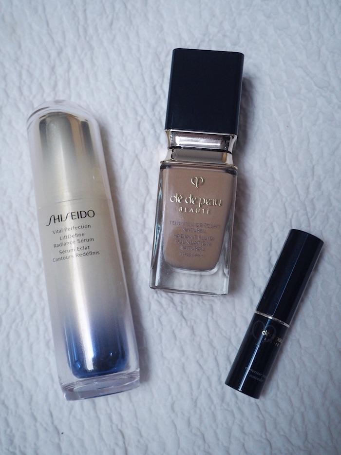 Shiseido Vital Protection Radiance Serum