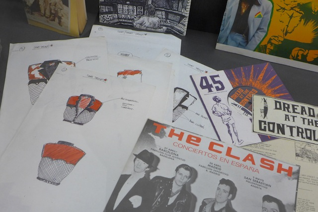 2 The Clash Pop-Up