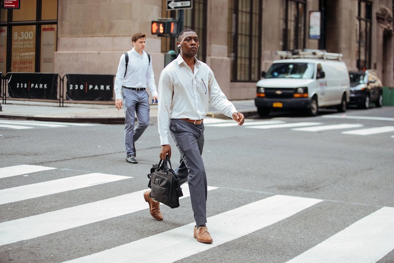 Wall Street style by Melodie Jeng for NYT