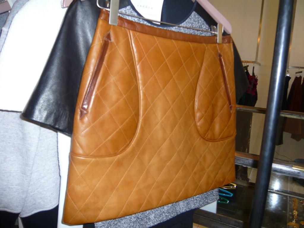 sandro skirt aw11