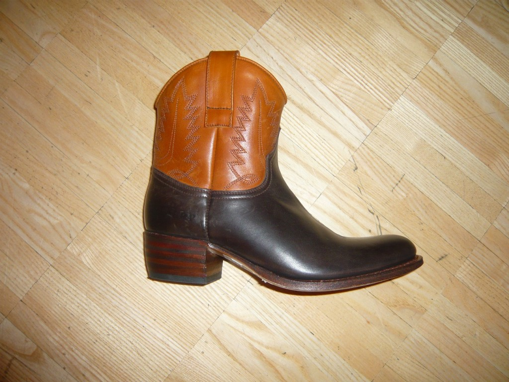 Goodley cowboy boots aw11