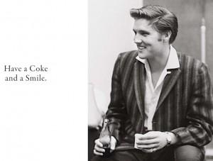 Coca-Cola Elvis Presley
