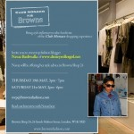 Event! Club Monaco for Browns Blogger Style Series