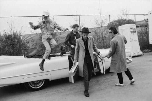 The Clash Neal Preston Corbis
