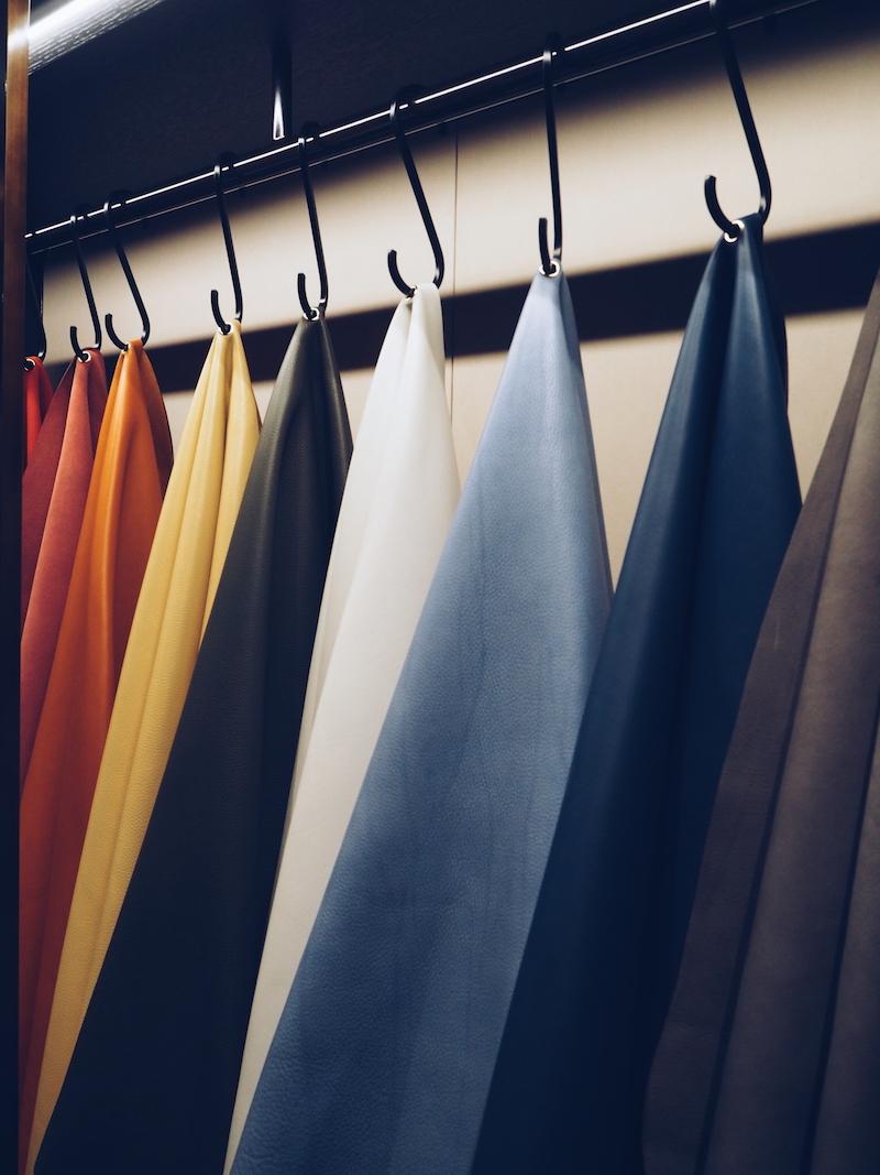 Coach House Regent Street bespoke Rogue bags